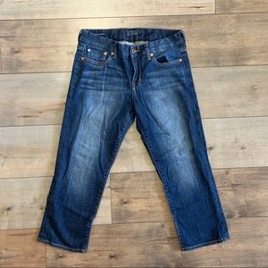 """Lucky Brand """"Sweet Jean"""" Cropped Jeans"""